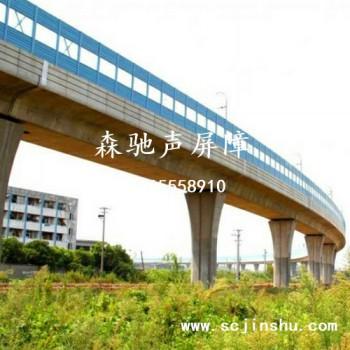 城市高架桥声屏障